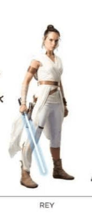 Wyciekły zdjęcia postaci z IX Epizodu Gwiezdnych Wojen