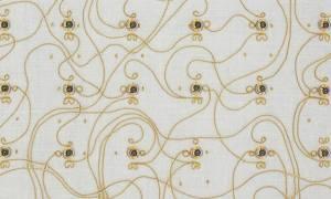 Haftowany Komputer pokazuje dekoracyjną stronę smart-odzieży