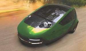 Elektryczny Twike 5 dba nie tylko o środowisko, ale też zdrowie kierowcy