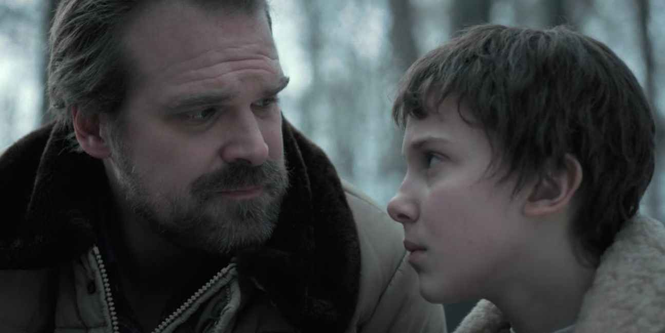 David Harbour opowiada o Stanger Things 3 i swoim angażu do filmu Black Widow