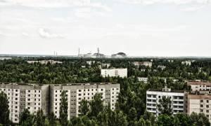Drony znajdują nieoczekiwane hotspoty promieniowania w lesie koło Czarnobyla