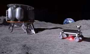 """Projekt """"MOONRISE"""" wykorzysta lasery do stopienia księżycowego pyłu"""