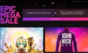 Pierwsza wyprzedaż w sklepie Epic Games wręcz pluje w twarz Steamowi