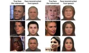 Sztuczna inteligencja generuje twarze na podstawie głosu