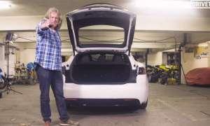 Co James May ma do powiedzenia o Tesla Model S?