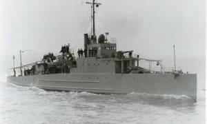 Zatopiony w ostatnich dniach II WŚ okręt PE-56 został ujawniony