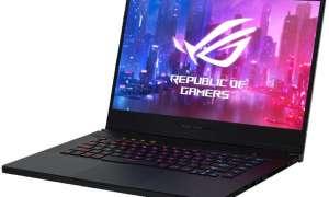 Test laptopa Asus ROG Zephyrus S GX502GV