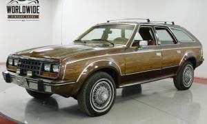 AMC Eagle to taki crossover, ale sprzed 34 lat