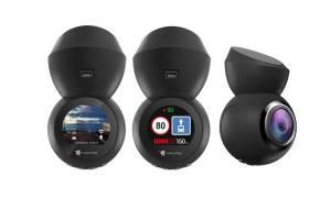 Test wideorejestratora Navitel R1050