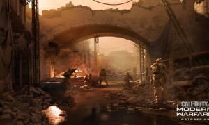 Autorzy Uncharted dbają o poziom Call of Duty Modern Warfare