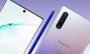 Jaki aparat będzie miał Galaxy Note 10?