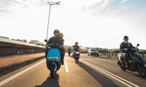 Usługa współdzielonych skuterów Gogoro w kolejnym mieście