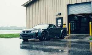 Platforma testowa Corvette C8 korzystała z skrzyni biegów Porsche
