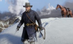 Kolejny dowód na istnienie Red Dead Redemption 2 na PC