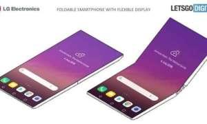 LG rejestruje nowe nazwy dla składanego smartfona