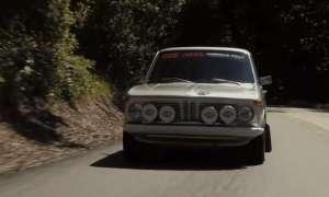 BMW 2002 w rajdowym wydaniu może Was zaskoczyć