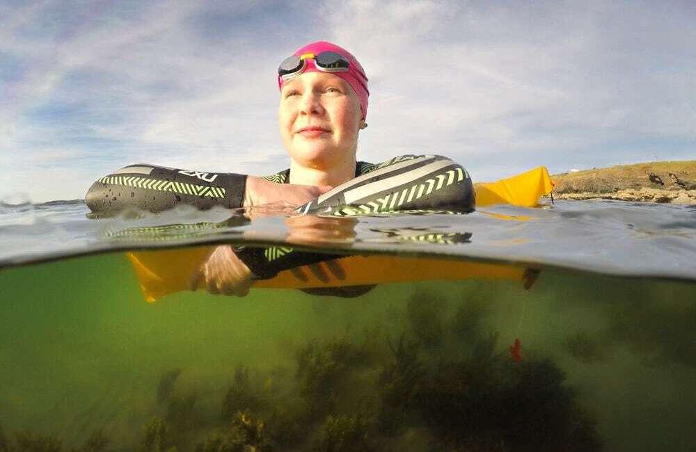 Asekuracyjna boja pływacka Tekrapod