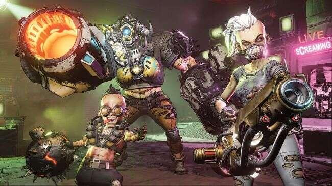 W Borderlands 3 multiplayer zostanie bardziej rozwinięty