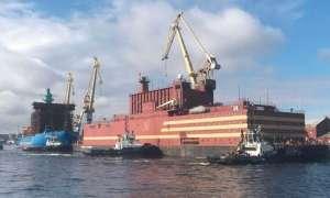 """Ekolodzy kręcą nosem na rosyjski """"pływający Czarnobyl"""""""