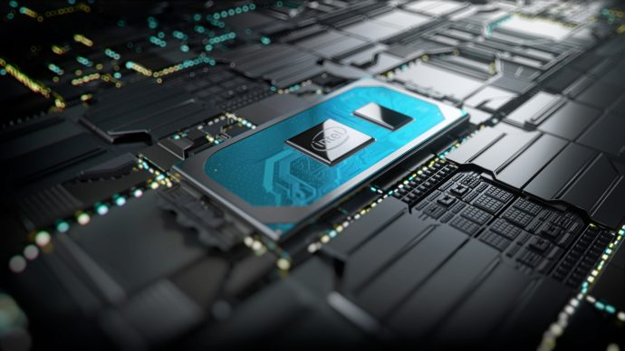 Intel Core 10, Intel, procesory Intel, 10. generacja, Intel 10. generacja, procesory mobilne Intel,