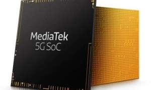 MediaTek dostarczy Huawei czipy 5G