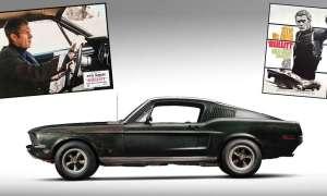 "51-letni Mustang GT z filmu ""Bullitt"" trafi na sprzedaż"
