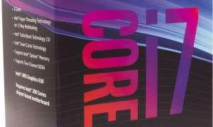 Test procesora Intel Core i7-8700K