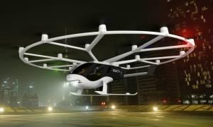 VoloCity pierwszą komercyjną autonomiczną latającą taksówką Volocopter