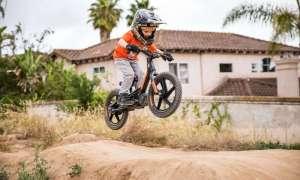 Elektryczne rowerki biegowe dla najmłodszych od Harley-Davidson