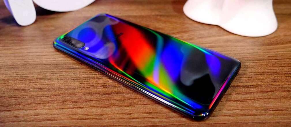 Galaxy A50. aktualizacja Galaxy A50, update Galaxy A50, sierpień Galaxy A50, appki Galaxy A50, bateria Galaxy A50