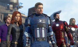 Gameplay Marvel's Avengers wygląda jakby gra nie miała duszy
