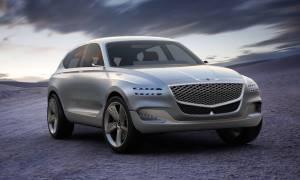 Hyundai uderzy w rynek luksusowych SUVów z Genesis GV80