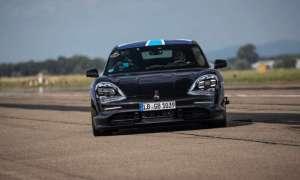 Elektryczny Taycan Porsche przeszedł katorżnicze testy