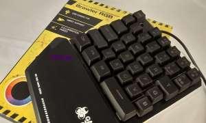 Test keypada GameZone Brawler RGB