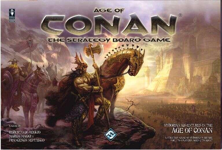Age of Conan tło