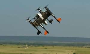 Dostawczy dron APT 70 odbył pierwszy autonomiczny lot