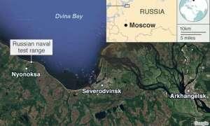 """Lekarze obawiają się """"radioaktywnych pacjentów"""" po wypadku na terenie Rosji"""