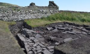 Ta sala piwna sprzed 1100 lat służyła elitarnym wikingom