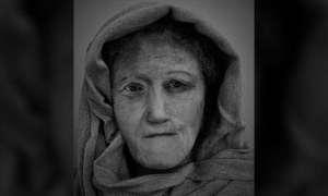 Naukowcy zrekonstruowali twarz Druidki sprzed niemal 2000 lat