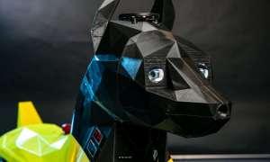 """Robopies Astro chwali się swoim """"mózgiem"""""""