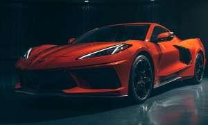 Ujawniono cenę i prędkość maksymalną C8 Corvette 2020