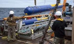Systemy dronów Knifefish USA w walce z podwodnymi polami minowymi jednak powstaną