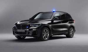 To opancerzone BMW X5 przetrwa nawet atak dronów