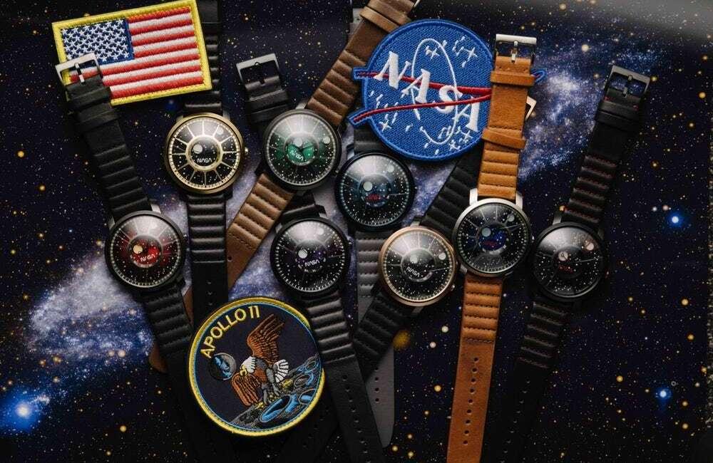 Wyjątkowe zegarki od Xeric na 50. rocznicę misji Apollo 11