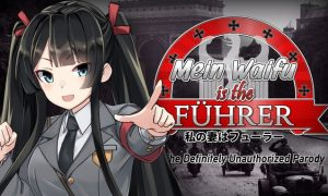 Zapowiedź Mein Waifu is the Fuhrer – Adolf Hitler jako bohaterka anime