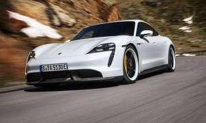 Tesla powinna obawiać się elektrycznego Porsche Taycana 2020
