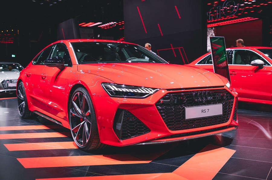 Audi ujawniło drugą generację RS7 Sportback
