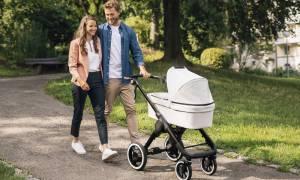 Elektryczny wózek dziecięcy eStroller od Emmaljunga