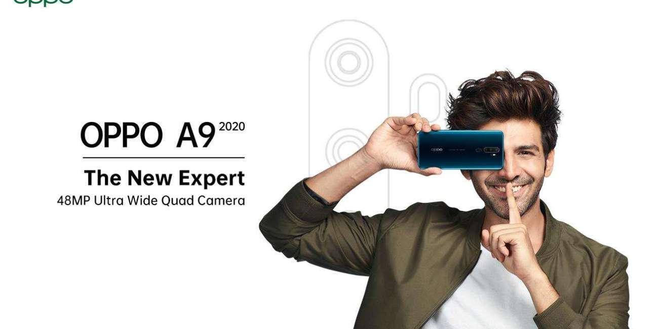 A9 (2020), Oppo A9 (2020), specyfikacja A9 (2020), parametry A9 (2020), procesor A9 (2020), ekran A9 (2020), wyświetlacz A9 (2020), bateria A9 (2020)