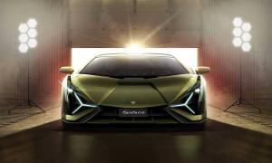 Oto Sian pierwszy zelektryfikowany samochód Lamborghini